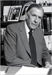 the great crash by john kenneth galbraith thesis The economic contributions of john kenneth  contributions of john kenneth galbraith can be  its subsequent crash, the great crash, 1929 (galbraith,.